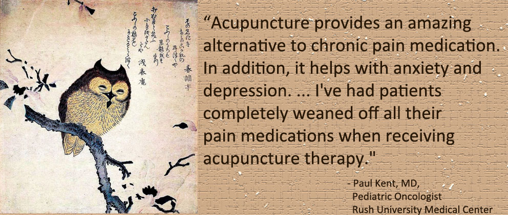 Acupuncture can have amazing results for kids with chronic pain